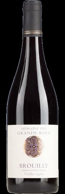 Domaine des Grand Rocs Brouilly Vieilles Vignes