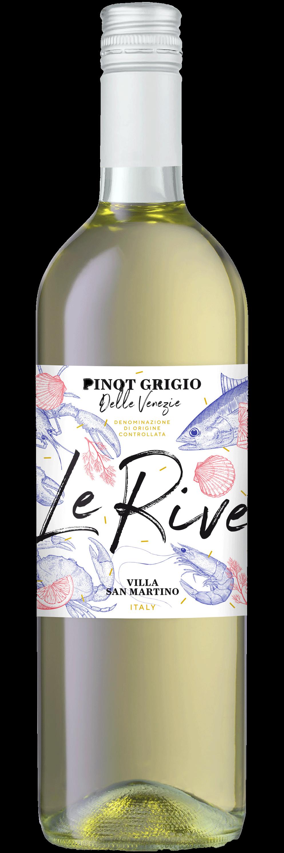 Villa San Martino Le Rive Pinot Grigio