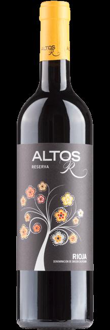 Altos R Rioja Reserva